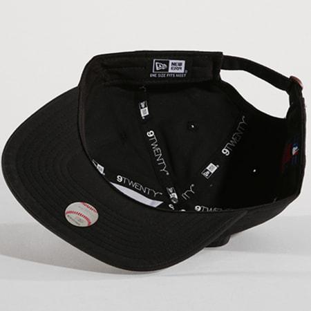 New Era - Casquette Pliable Nylon Packable Los Angeles Dodgers 11746793 Noir