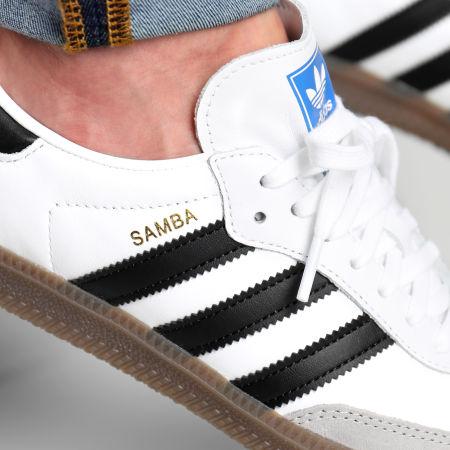 adidas Baskets Samba OG B75806 Footwear White Core Black