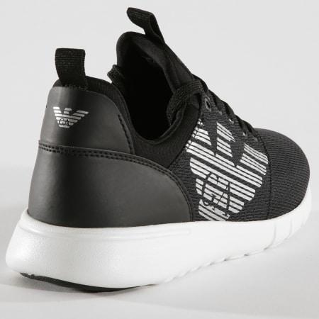 EA7 - Baskets X8X007-XCC02 Black