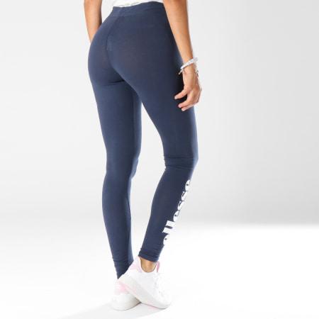 Ellesse - Legging Femme Solos 2 Bleu Marine
