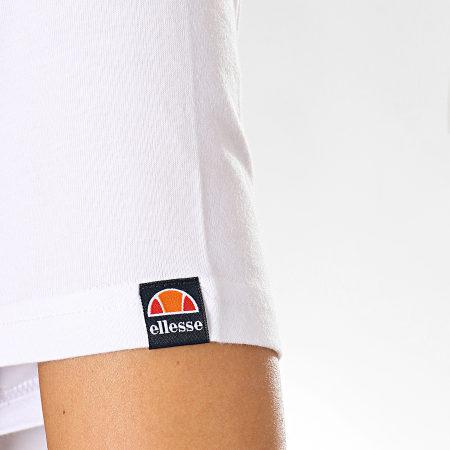 Ellesse - Tee Shirt Femme Albany Blanc