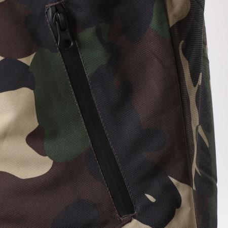 Dickies - Blouson Fort Lee Camouflage Vert Kaki