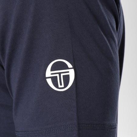 Sergio Tacchini - Tee Shirt Robin Bleu Marine