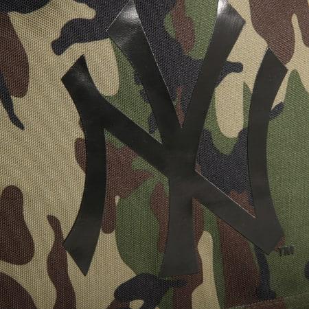 New Era - Sac A Dos Stadium New York Yankees 11587647 Vert Kaki Camouflage