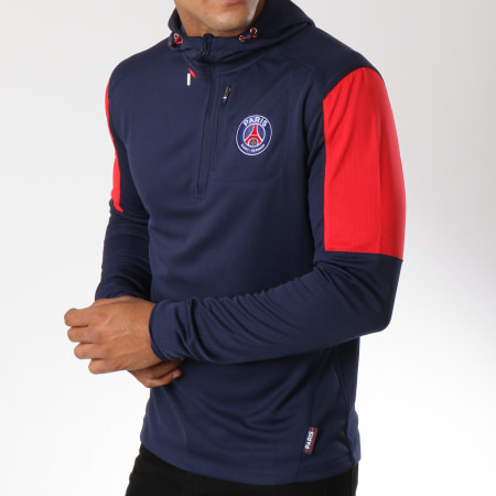 sweat a capuche oversize homme psg