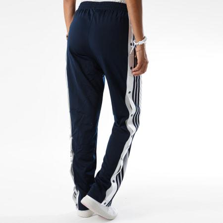 adidas jogging femme bleu