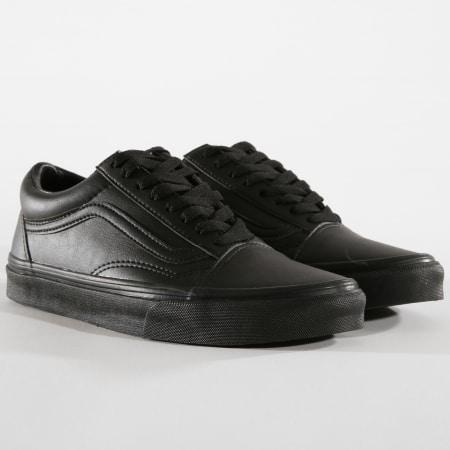 Vans - Baskets Old Skool A38G1PXP Black Monochrome