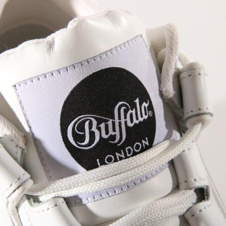 Buffalo - Baskets Classics Low Soft Blanco White