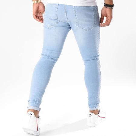 Siksilk - Jean Skinny 13003 Bleu Wash