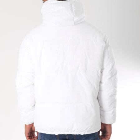 Schott NYC - Doudoune Alaska Blanc