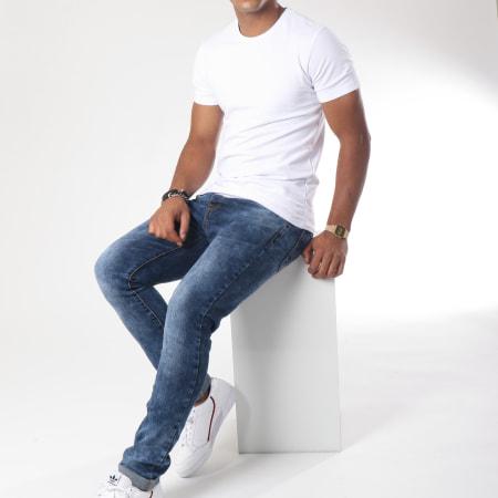 Aarhon - Tee Shirt 1814 Blanc