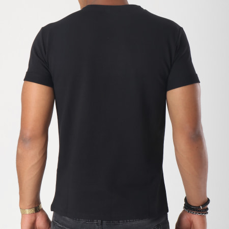 Aarhon - Tee Shirt 1809 Noir