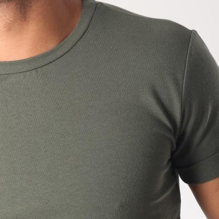 Aarhon - Tee Shirt 1812 Vert Kaki