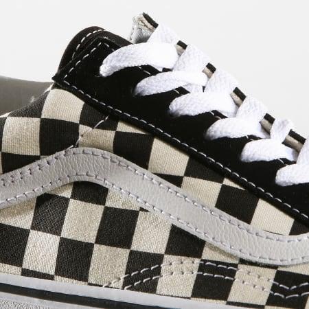 Vans - Baskets Old Skool A38G1P0S1 Black White ...