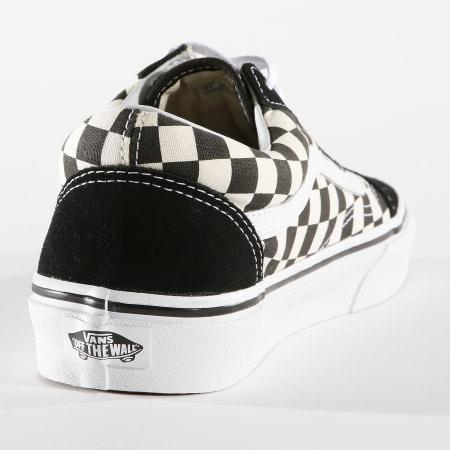 Vans Baskets Old Skool A38G1P0S1 Black White