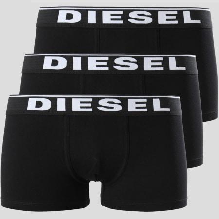 Diesel - Lot de 3 Boxers Damien 00ST3V 0JKKB Noir