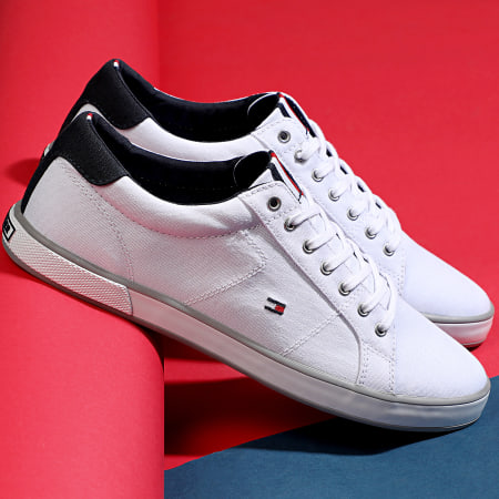Tommy Hilfiger - Baskets Arlow 0596 100 White