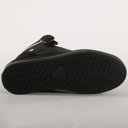 Cash Money - Baskets CMS13 Line Black Anthra White