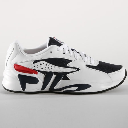 Fila Baskets Mindblower 1RM00128 422 Fila Navy White Fila