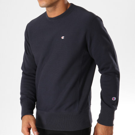 Champion - Sweat Crewneck 212572 Bleu Marine