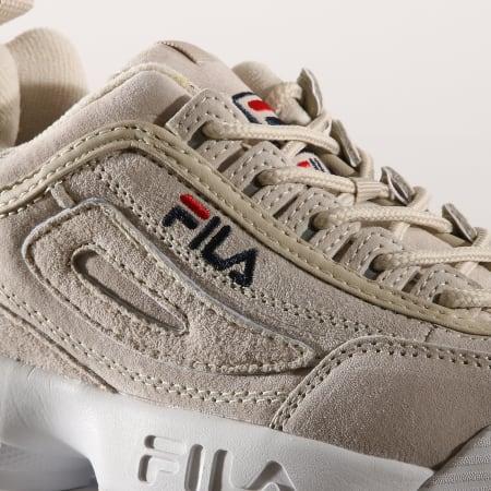 Baskets Fila 1010436 30H Beige.