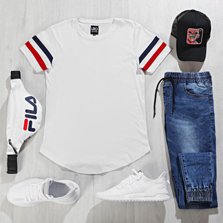 LBO - Jogger Pant Jeans 20180426-1 Denim Bleu Medium