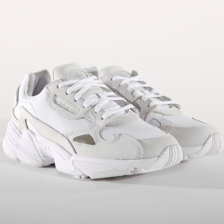 adidas - Baskets Falcon B28128 Footwear White Crystal White