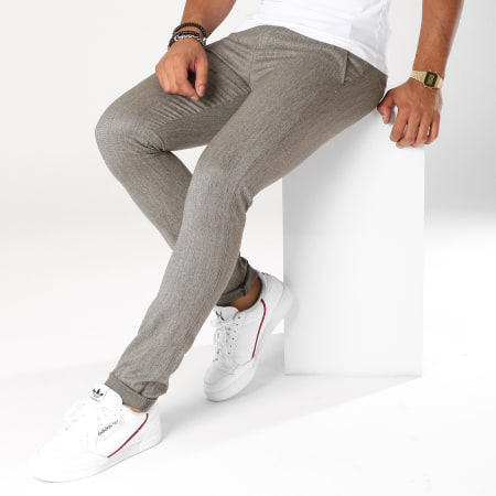 Classic Series - Pantalon Carreaux A10 Vert Kaki