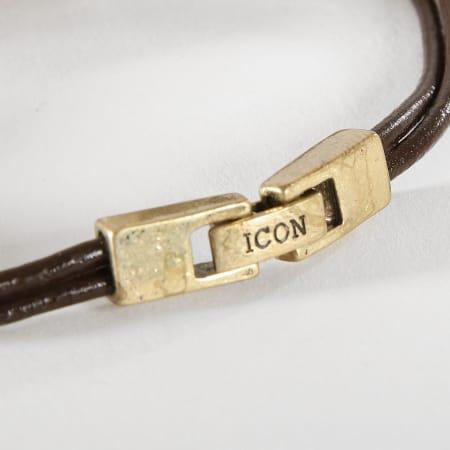 Icon Brand - Bracelet Gen 1 Marron