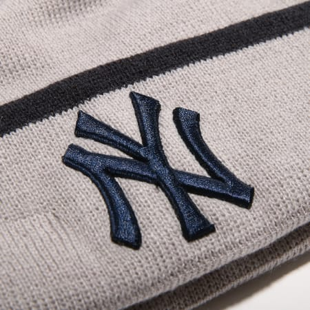 New Era - Bonnet New York Yankees 80636031 Gris Bleu Marine
