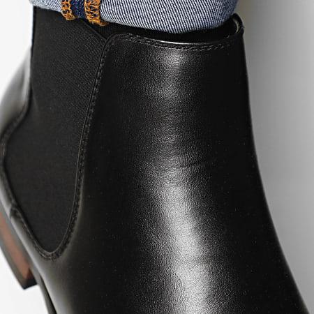 Classic Series - Chelsea Boots UB8888-2 Noir