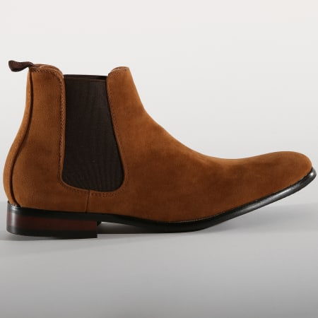 Classic Series - Chelsea Boots UB8888-1 Camel