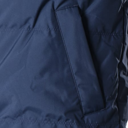 adidas Blouson Réversible SST Down DH5004 Bleu Marine