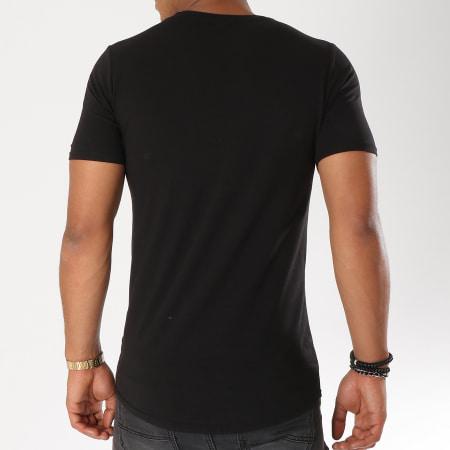 Berry Denim - Tee Shirt Oversize JAK-075 Noir