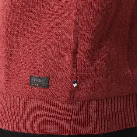Produkt - Pull Norway Rouge Brique