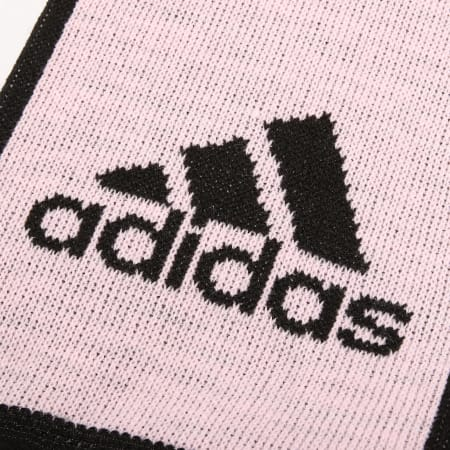 adidas - Echarpe Manchester United CY5579 Noir Rose