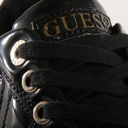 Guess Baskets Femme FLCEN4PAF12 Black