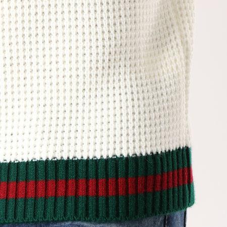 Uniplay - Pull UY265 Blanc
