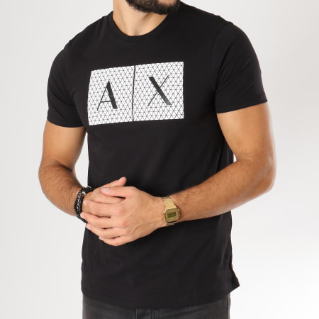 Armani Exchange - Tee Shirt 8NZTCK-Z8H4Z Noir