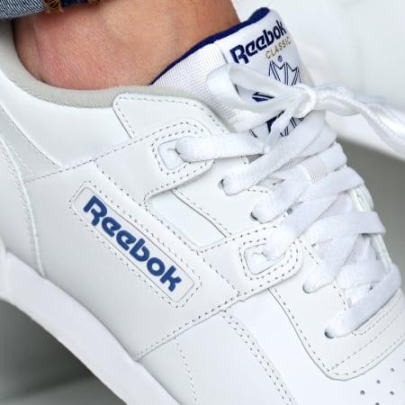 Reebok - Baskets Workout Plus 2759 White Royal