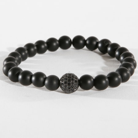 California Jewels - Bracelet B916-2 Noir