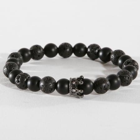 California Jewels - Bracelet B920-1 Noir