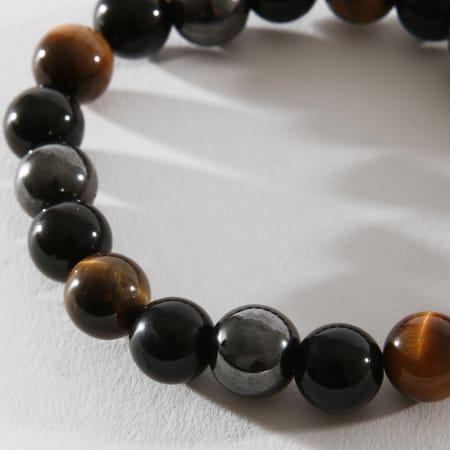 California Jewels - Bracelet B924 Noir