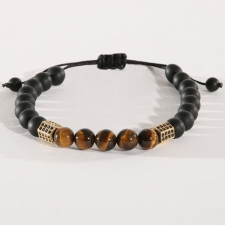 California Jewels - Bracelet B934 Noir