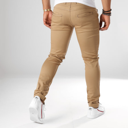 Classic Series - Pantalon Chino 1012 Camel