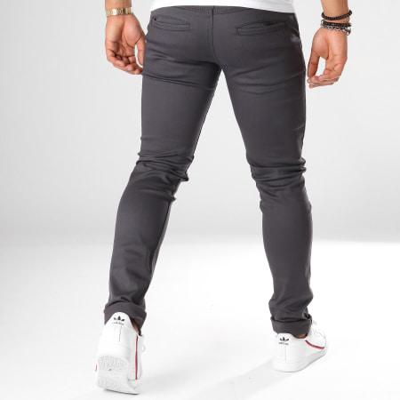 Classic Series - Pantalon Chino 1012 Gris Anthracite