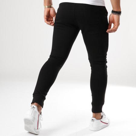 Luxury Lovers - Pantalon Jogging Rose Noir