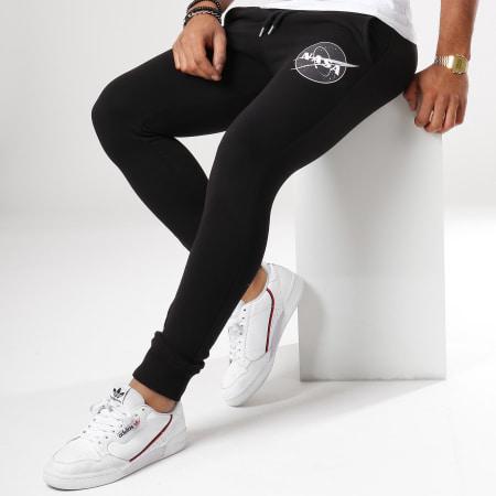 NASA - Pantalon Jogging Insignia Desaturate Noir
