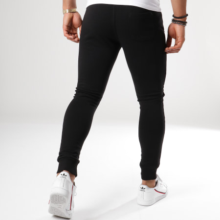NASA - Pantalon Jogging Worm Logo Noir