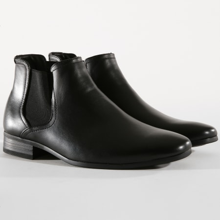 Classic Series - Chelsea Boots GH3142 Black